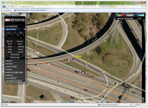 GPS Fleet Tracking & Fleet Management System | Miracle Service